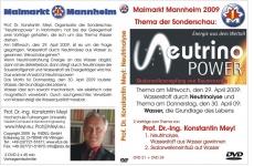 Maimarkt-Reihe: Neutrinolyse