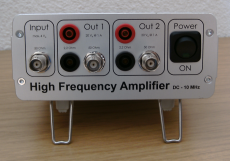 RF amplifier (Take note: dont order from us)